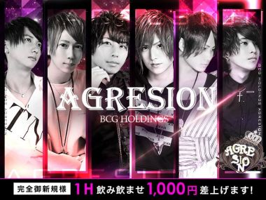 AGRESION(2部)
