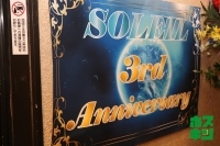 2019/8/31☆Soleil3周年イベント(2day)
